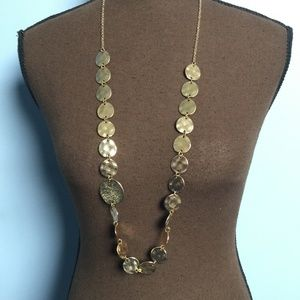 Charming Charlie Long Statement Necklace